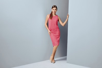 Belk's new Kaari Blue collection features vibrant dresses in a variety of patterns, colors and shapes.