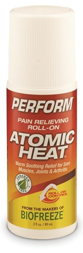 Performance Health Puts Pain in the Hot Seat with the Launch of Perform® Atomic Heat™ and Stops