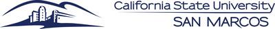 logo.  (PRNewsFoto/California State University San Marcos)