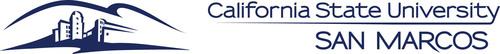 logo. (PRNewsFoto/California State University San Marcos) (PRNewsFoto/CALIFORNIA STATE UNIVERSITY...)