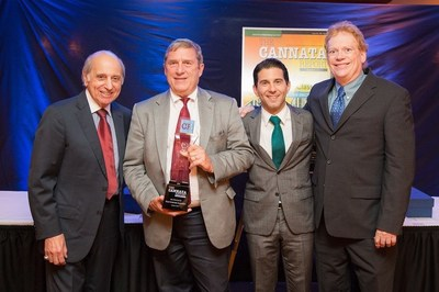 THE CANNATA REPORT honored Ricoh at annual awards dinner as 'Best Manufacturer' for second consecutive year