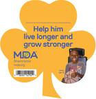 MDA Shamrocks Help Fight Muscular Dystrophy