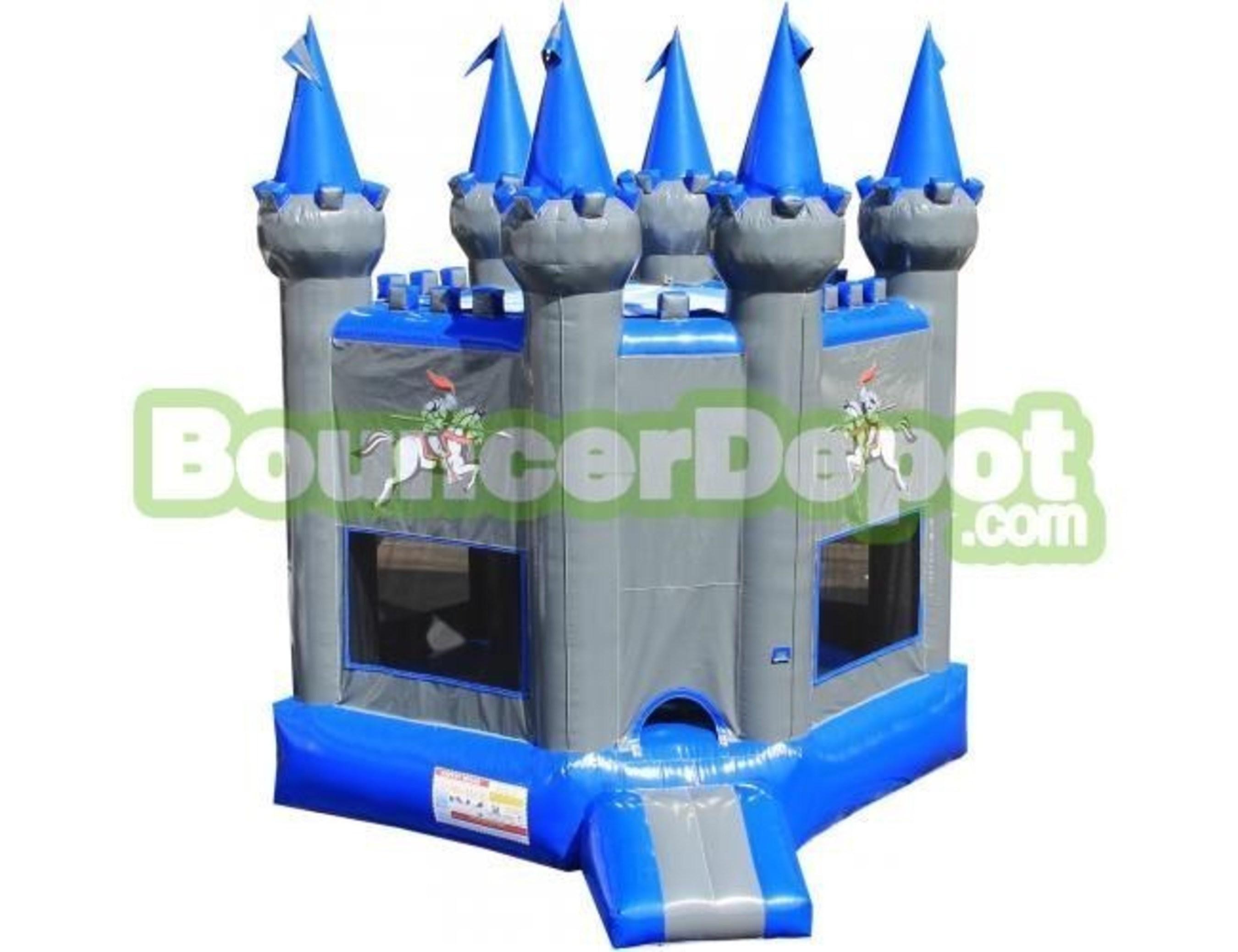 castle commercial bounce house