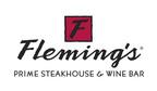 Fleming's Prime Steakhouse & Wine Bar Logo.  (PRNewsFoto/Fleming's Prime Steakhouse & Wine Bar)