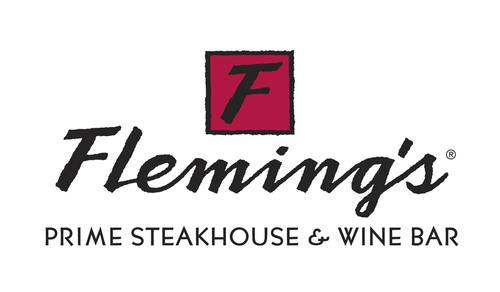Fleming's Prime Steakhouse & Wine Bar Logo.  (PRNewsFoto/Fleming's Prime Steakhouse & Wine Bar)