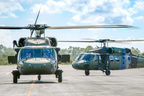 Colombia Takes Delivery of First S-70i™ BLACK HAWK Helicopters with Terrain Awareness and Warning Capability