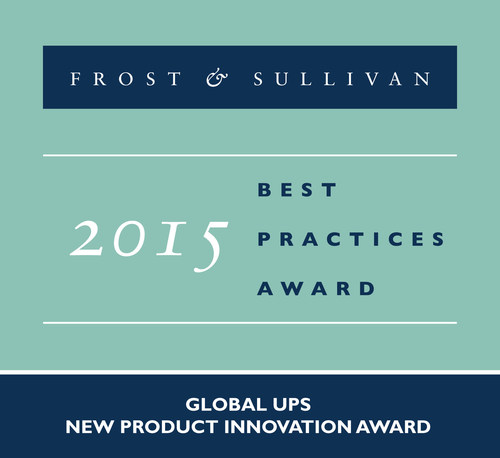 Frost & Sullivan Lauds Riello UPS for Addressing the Evolving Demands of a Densely Networked