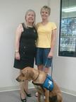 Helen McNeal and Peggy Davis (PRNewsFoto/CSU Institute for Palliative Car)
