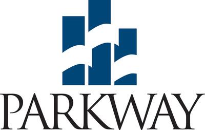Parkway Properties logo.  (PRNewsFoto/Parkway Properties, Inc.)
