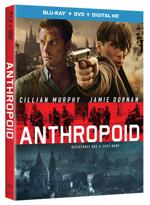 From Universal Pictures Home Entertainment: Anthropoid