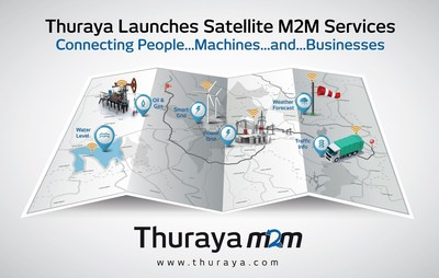 Thuraya Launches Satellite M2M Services