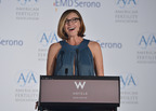 Brenda Strong, Actress and National Spokesperson for The American Fertility Association (PRNewsFoto/American Fertility Association)