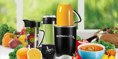 Introducing The NutriBullet Rx Nature's Prescription. (PRNewsFoto/NutriBullet)