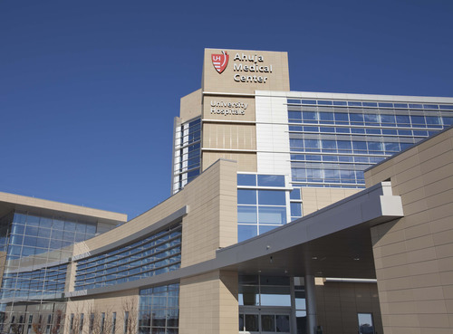UH Ahuja Medical Center Opens