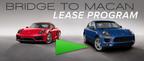 Aristocrat Porsche offers remedy to Macan SUV shortage (PRNewsFoto/Aristocrat Porsche)