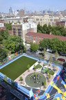The Trust for Public Land Joins Council Member Rosie Mendez and New York City to Unveil State-of-the-Art Green Infrastructure Playground In Manhattan