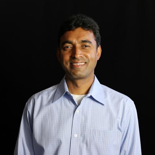 Samir Majumdar, Ph.D, Vice President Software & Development, PerceptiMed, Inc. (PRNewsFoto/PerceptiMed, Inc.)