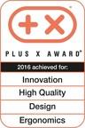 Recaro Sport Seat Platform Seal of Quality Plus X Award. (PRNewsFoto/Recaro Automotive Seating)