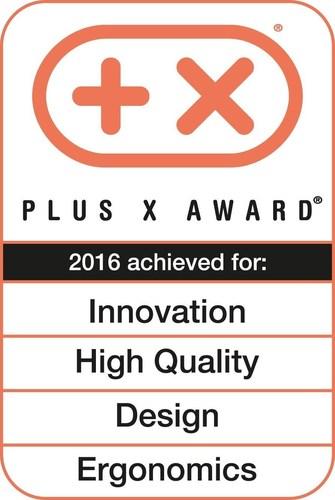 Recaro Sport Seat Platform Seal of Quality Plus X Award. (PRNewsFoto/Recaro Automotive Seating) (PRNewsFoto/Recaro Automotive Seating)