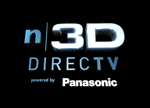 DIRECTV and Panasonic Launch Nation's First Suite of 3D Channels.  (PRNewsFoto/Panasonic)