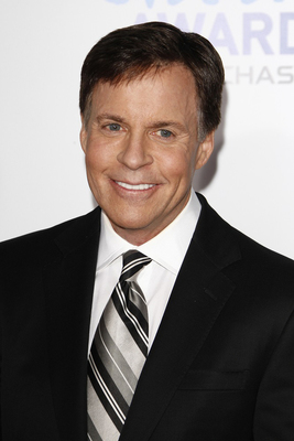 Bob Costas, pictured here before his worsening eye infection prompted him to step away from his Sochi Olympics reporting duties.