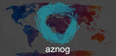 Aznog provides free calls to anyone, anywhere. (PRNewsFoto/Aznog Technologies) (PRNewsFoto/Aznog Technologies)