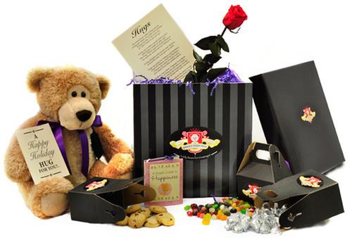 Teddy Bear Gifts Send Hugs, Proceeds to Charities This Holiday Season