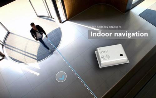 Combination of Bosch Sensortec's digital barometric pressure sensors and NextNav MBS Network enable highly ...