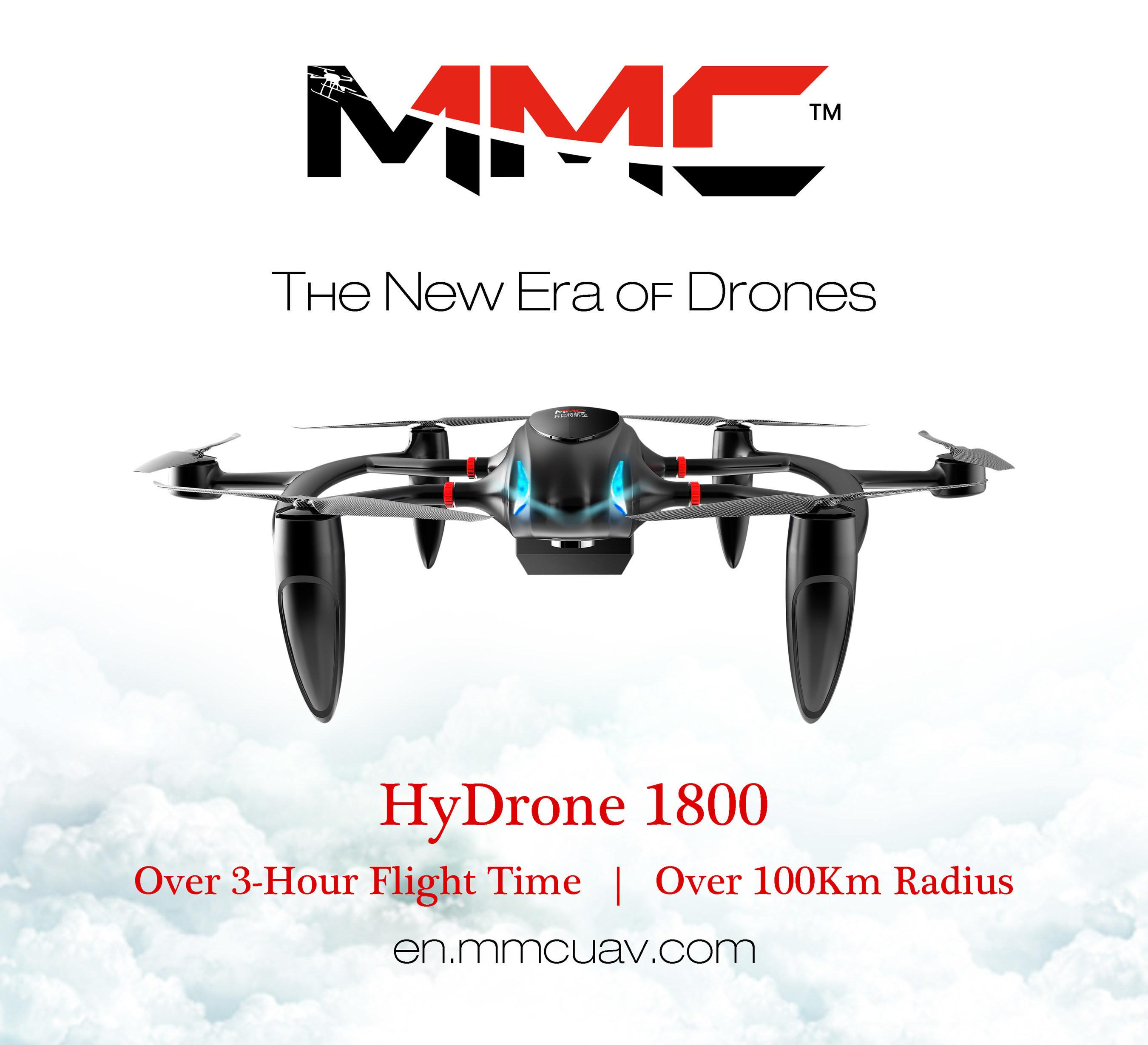 HyDrone 1800 by MMC