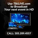 TikiLIVE offers video streaming that outpaces industry standard.  (PRNewsFoto/Eyepartner, Inc.)
