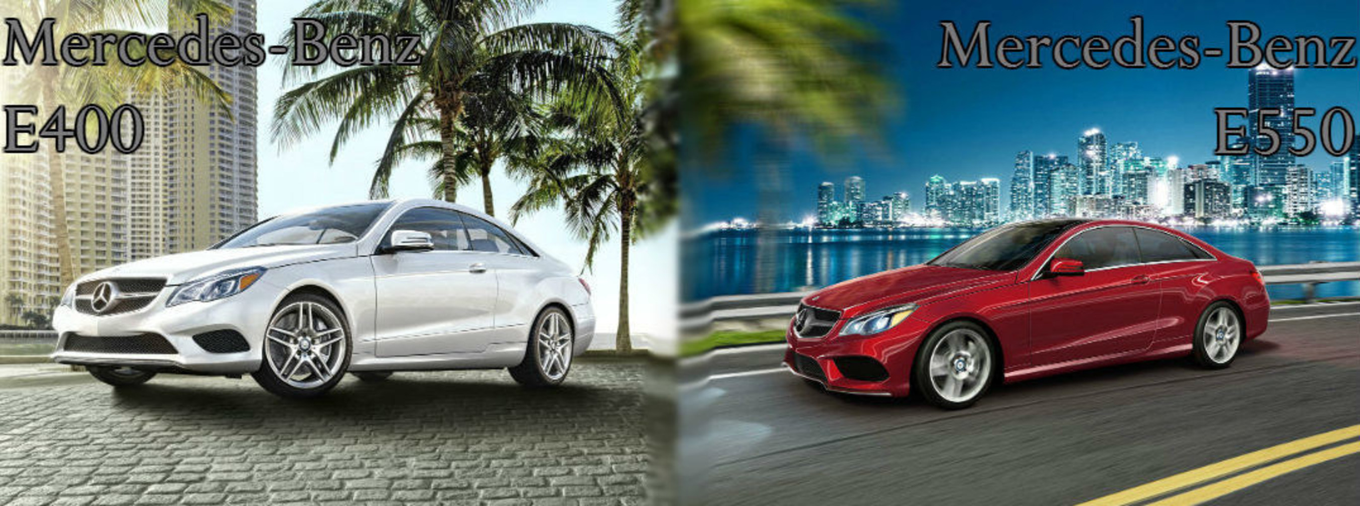 Loeber Motors Helps Shoppers Decide Which Mercedes Benz E