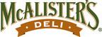 McAlister's Deli.  (PRNewsFoto/McAlister's Deli)