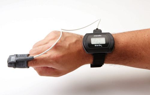 Nonin Medical's WristOx2 3150 provides Sp02 monitoring flexibility and accuracy in ambulatory and ...