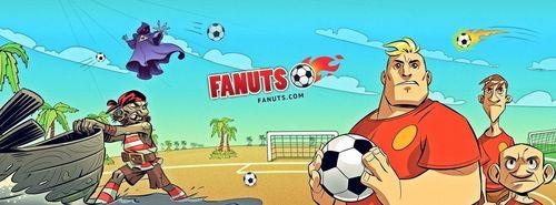 FANUTS — Cheat your way to the World Cup (PRNewsFoto/Innova)