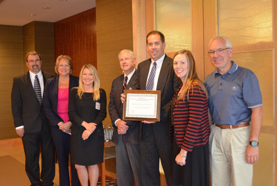 Mortenson Construction Receives Top U.S. Small Business Award