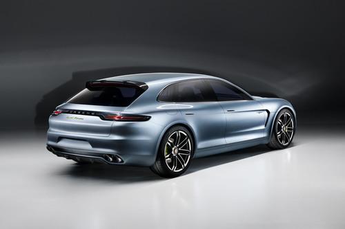 La voiture conceptuelle Panamera Sport Turismo de Porsche