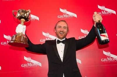 Maison Mumm & David Guetta Launch a new Daring and Avant-garde Video Clip