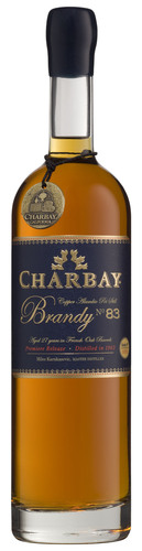 Family Tradition Includes 27 Year Old Premiere Brandy N0.83 at Charbay