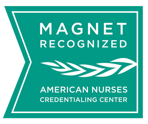 Magnet Recognition. (PRNewsFoto/Cancer Treatment Centers of America) (PRNewsFoto/CANCER TREATMENT CTRS OF AMERICA)