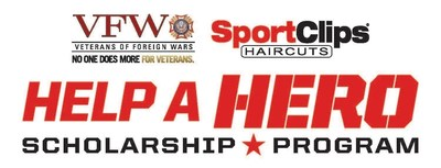 """Sport Clips Haircuts donates $830,000 to VFW for """"Help A Hero"""" scholarships"""