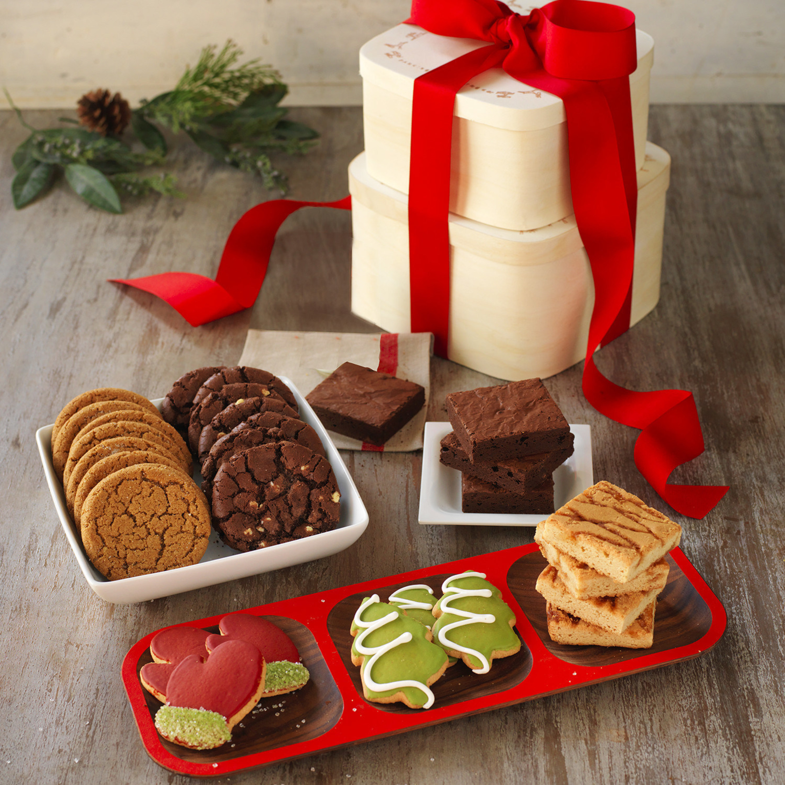 Dancing Deer Baking Company Helps Make Holiday Shopping Easy With Gourmet Food Gifts