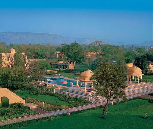 The Oberoi Rajvilas, Jaipur (PRNewsFoto/Oberoi Hotels _ Resorts)
