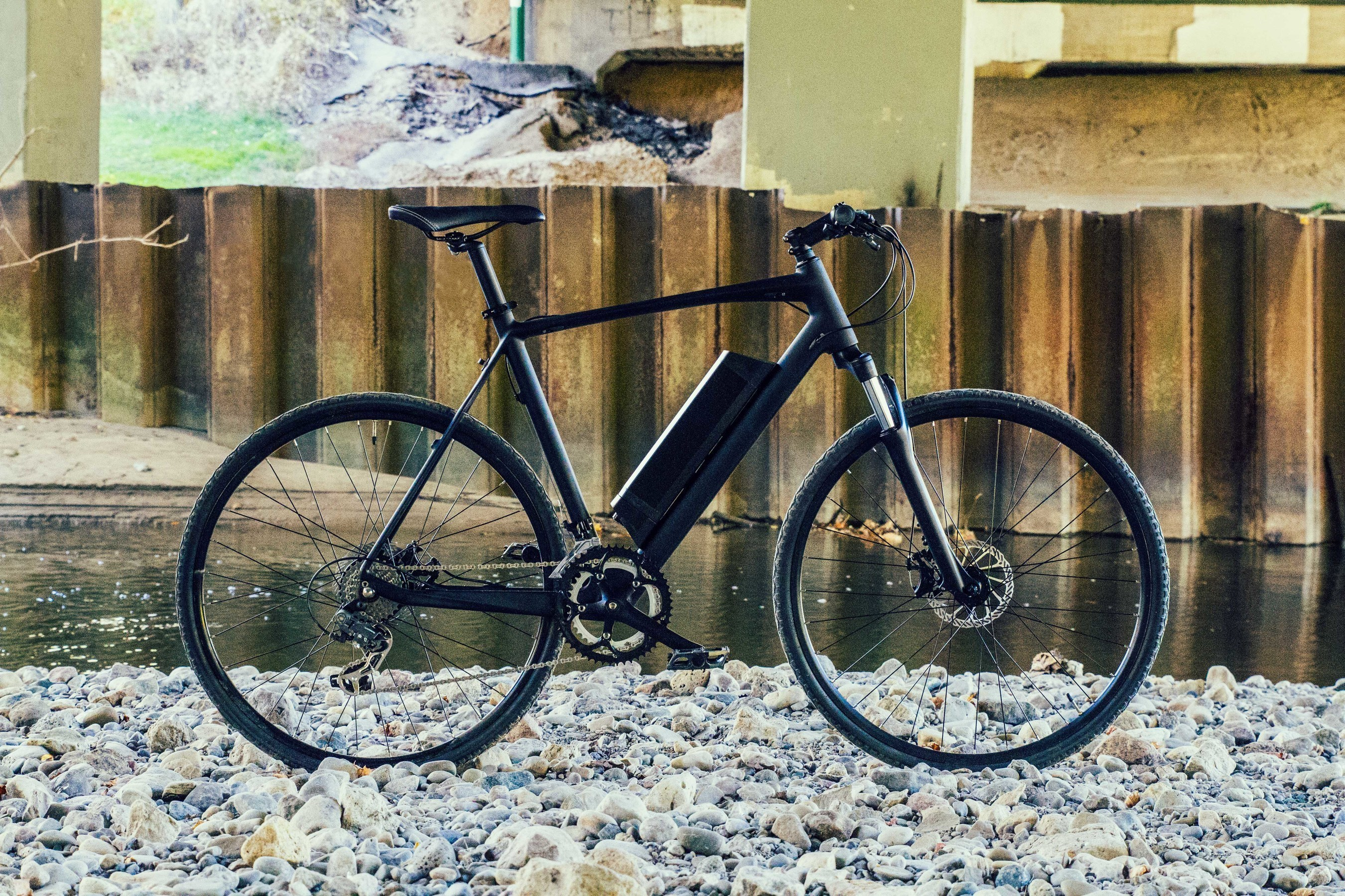 EC1 - The Affordable 2-in-1 Carbon Fiber Electric Bicycle