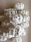 Maryland Legislators 3D Printed Heads.  (PRNewsFoto/Regional Manufacturing Institute)