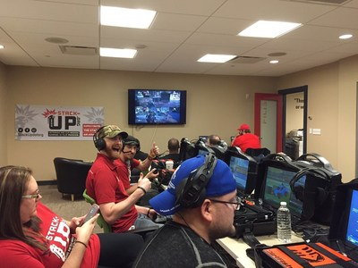 Wounded Warrior Project and StackUp partnered up to host a game night for warriors at the WWP office in Pittsburgh.