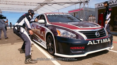 """NISSAN'S NEW MARKETING CAMPAIGN OFFERS """"RIDE OF YOUR LIFE"""" (PRNewsFoto/Nissan North America)"""