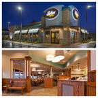 Perkins Restaurant & Bakery has launched a remodeling initiative that includes both interior and exterior elements. The contemporary, inviting refresh of Perkins, creates a relevant, differentiated presence in the marketplace and demonstrates Perkins long-standing commitment to continually enhance guests' overall dining experiences.  The refreshed Perkins' experience puts greater emphasis on fresh, provides a more engaging guest experience, and portrays a richer overall presentation that's in keeping with the brand's food and heritage.  (PRNewsFoto/Perkins Restaurant & Bakery)