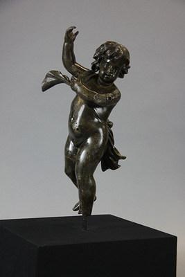 Rare Cherub statue makes its Las Vegas debut at Titanic: The Artifact Exhibition inside Luxor Hotel and Casino