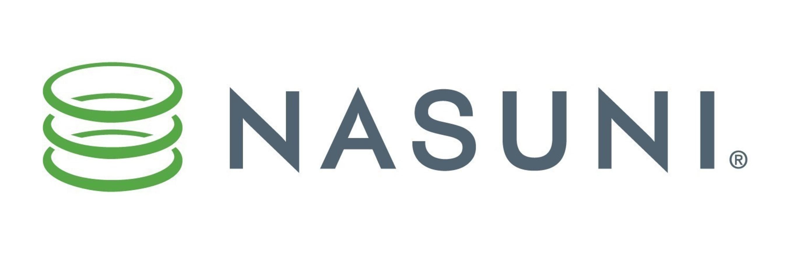 Nasuni Logo (PRNewsFoto/Nasuni)
