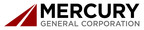 Mercury General Corporation logo (PRNewsFoto/Mercury General Corporation)